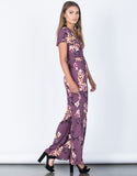 Peaceful Floral Matching Set - 2020AVE