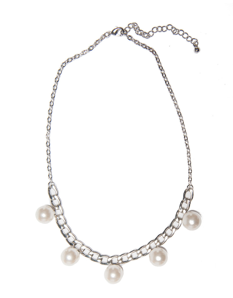 Pearl Chain Necklace - 2020AVE