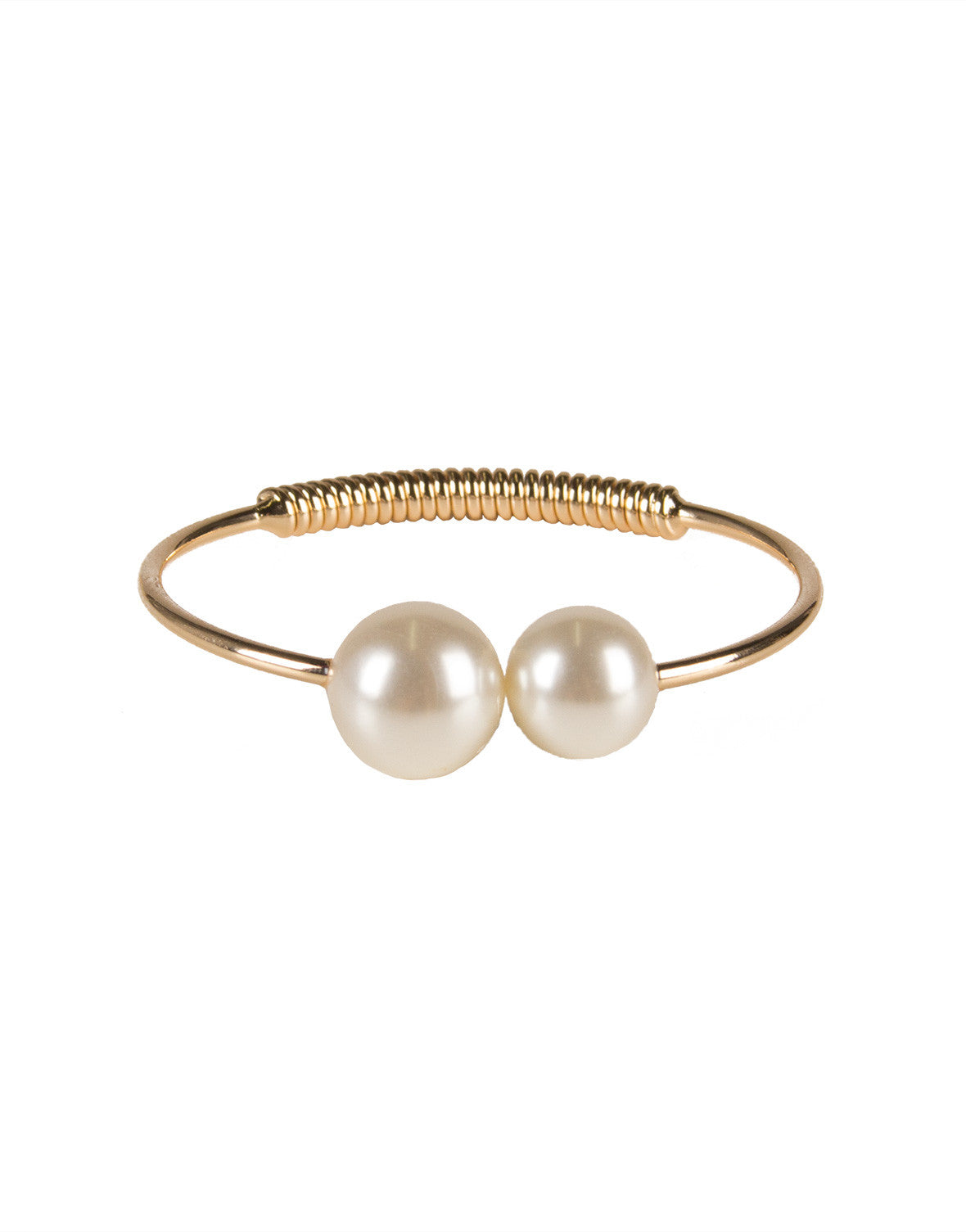 Pearl Spring Cuff - 2020AVE
