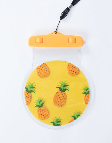 Pineapple Water Resistant Case