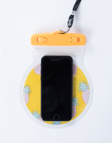 Pineapple Water Resistant Case - 2020AVE