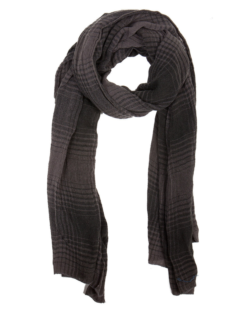 Soft Plaid Scarf - 2020AVE