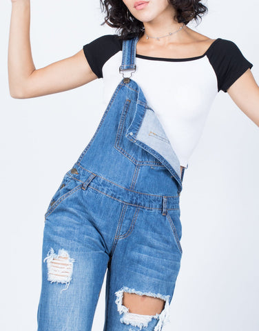 Playin' it Cool Overalls - 2020AVE