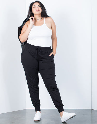 Plus Size Active Joggers - 2020AVE