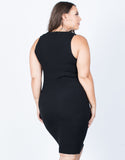 Plus Size Go-To Bodycon Dress - 2020AVE