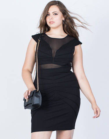 Plus Size Nights Out Dress - 2020AVE