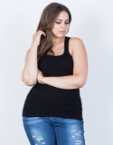 Plus Size So Comfy Basic Tank - 2020AVE