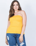 Plus Size Summer Tube Top - 2020AVE