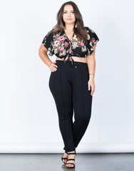 Plus Size The Classic Pants