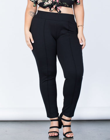 Plus Size The Classic Pants - 2020AVE