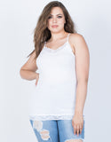 Plus Size The Lacey Cami - 2020AVE