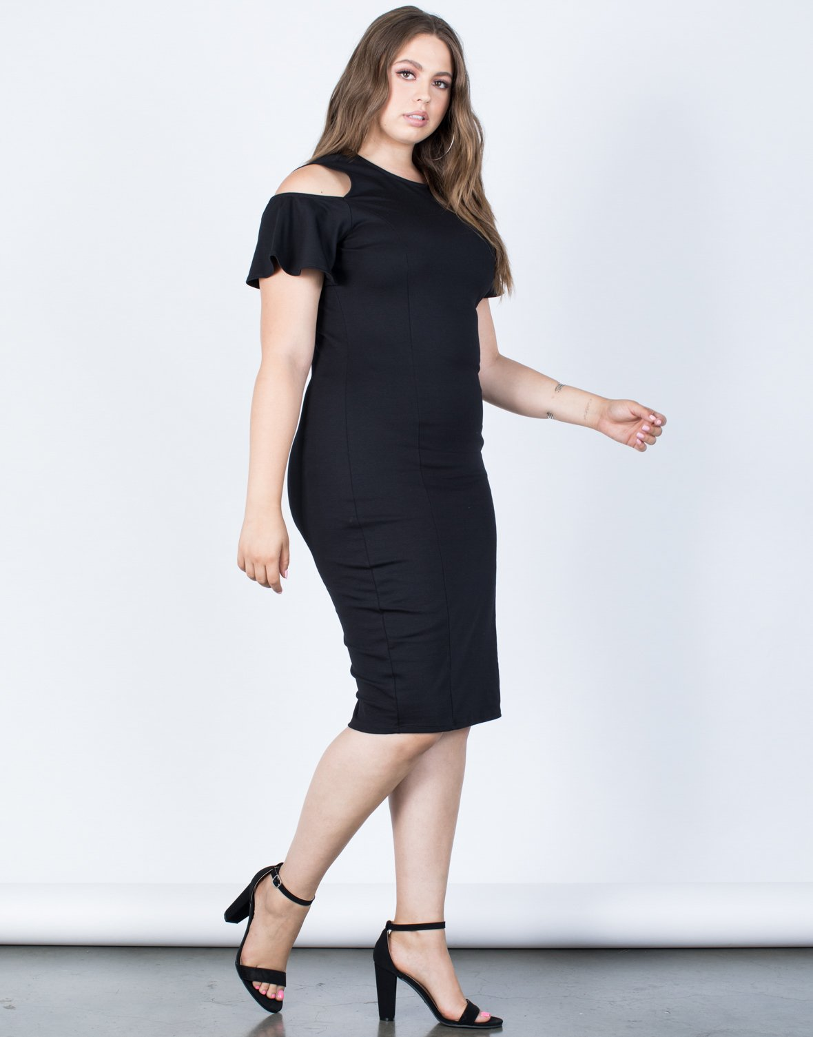 Plus Size The LBD - 2020AVE