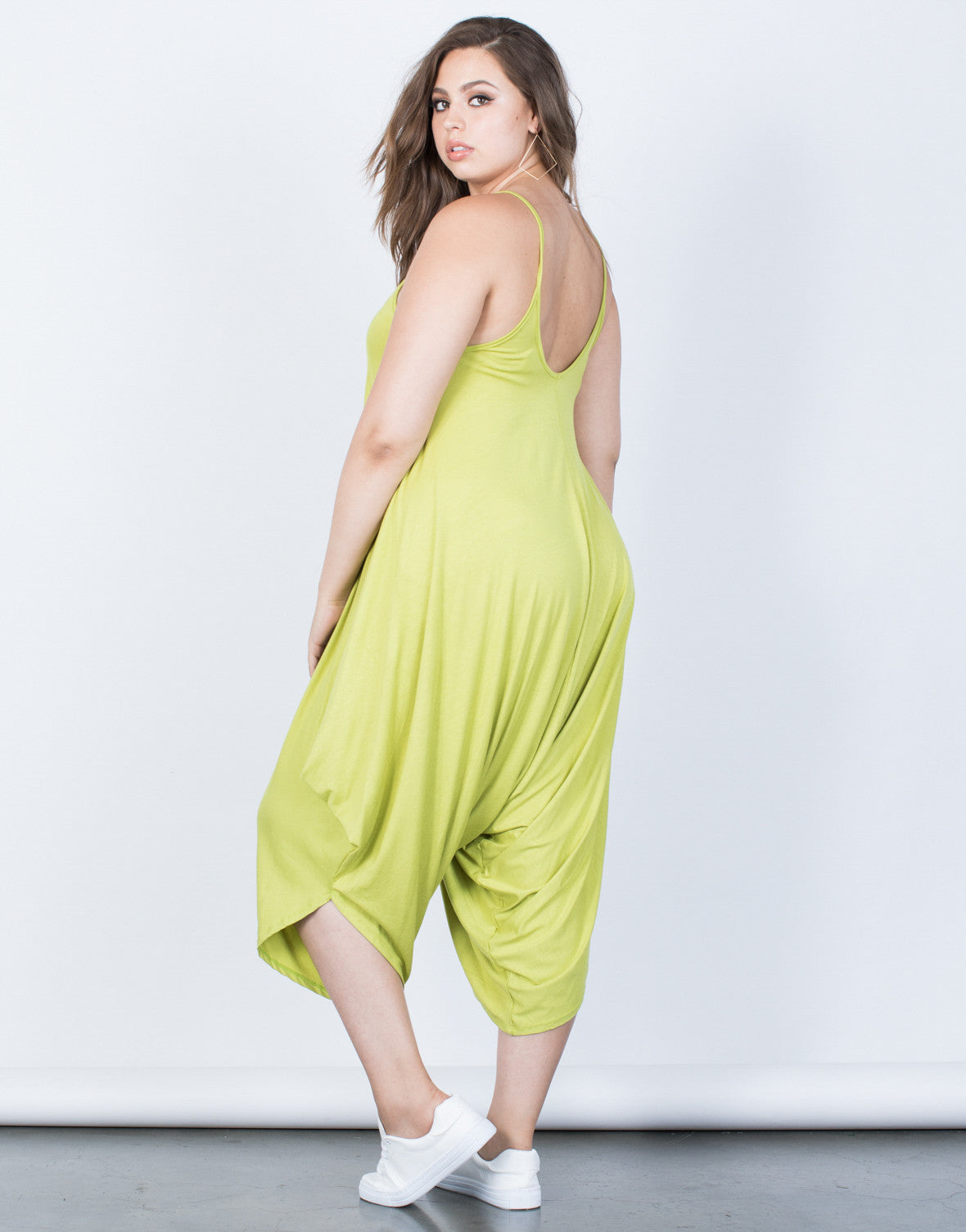 Plus Size The Perfect Lounging Jumpsuit - 2020AVE