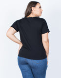 Plus Size Total Queen Tee