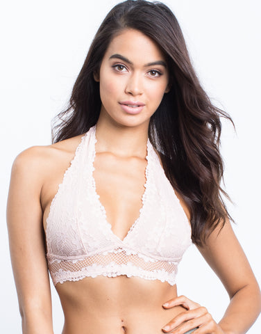 Pretty Flowers Bralette - 2020AVE