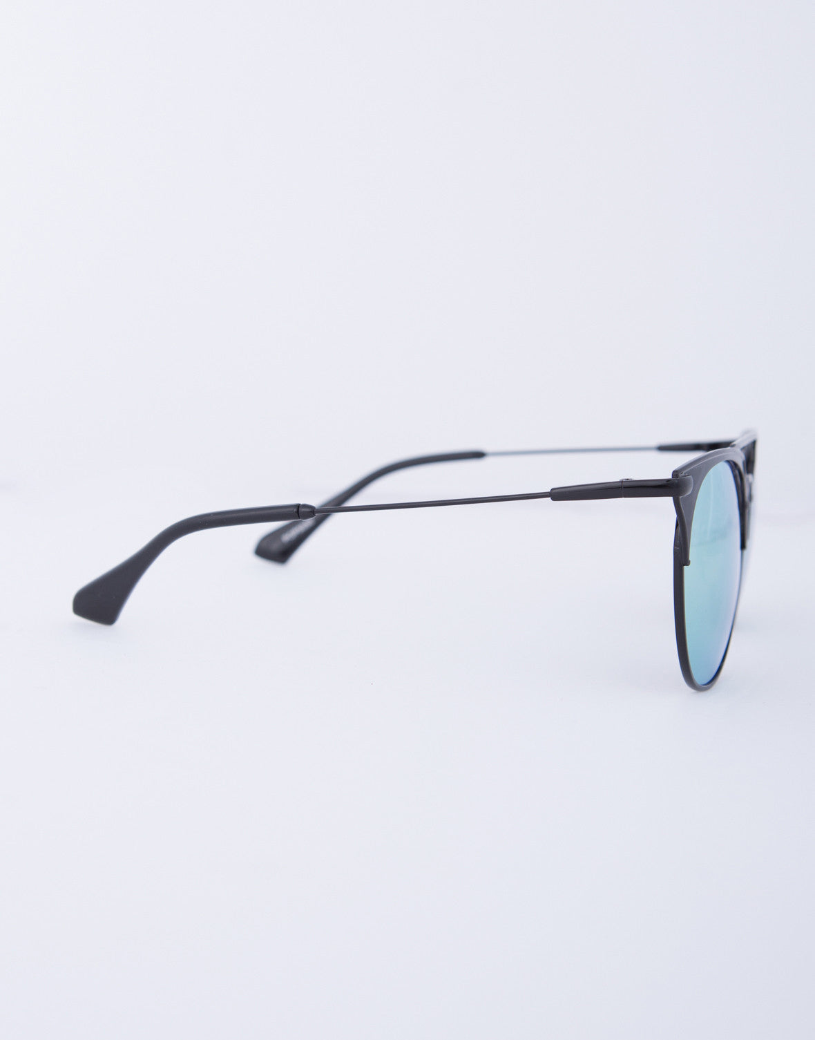 Reflective Retro Sunglasses