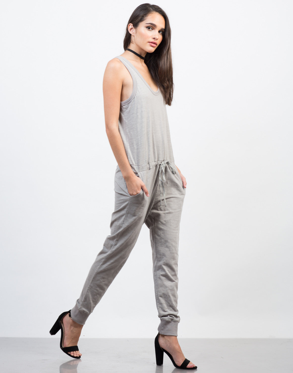 Relax and Lounge Jumpsuit