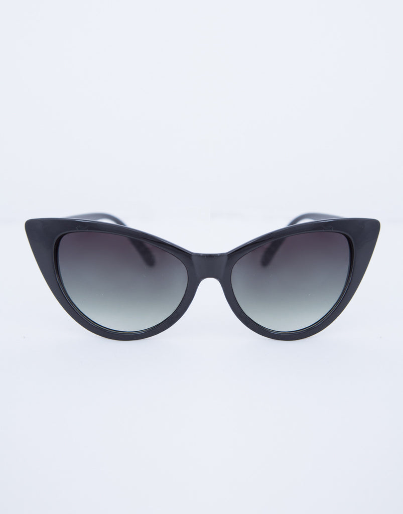 Retro Cat Eye Sunnies