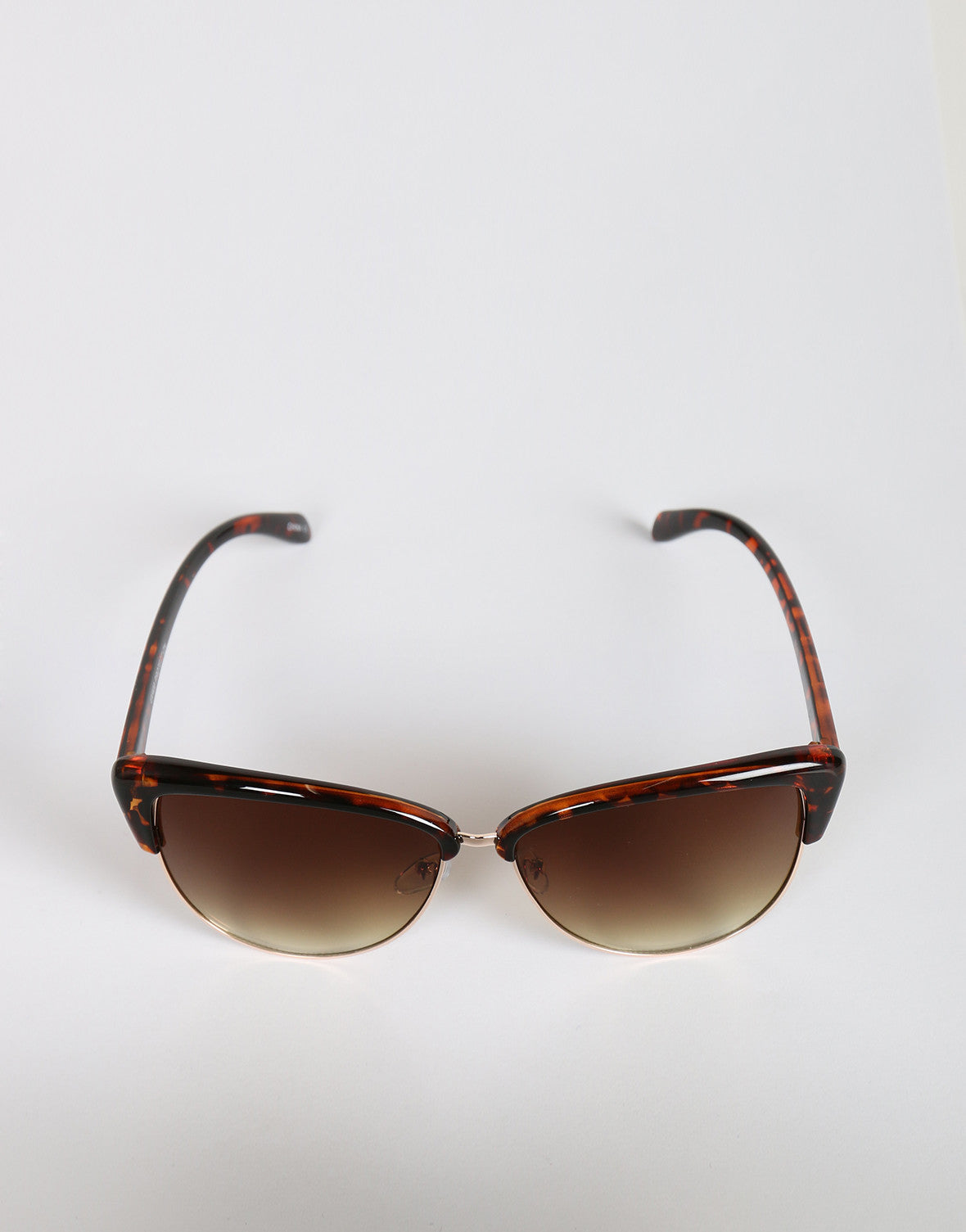 Retro Half Frame Sunnies (+Colors)