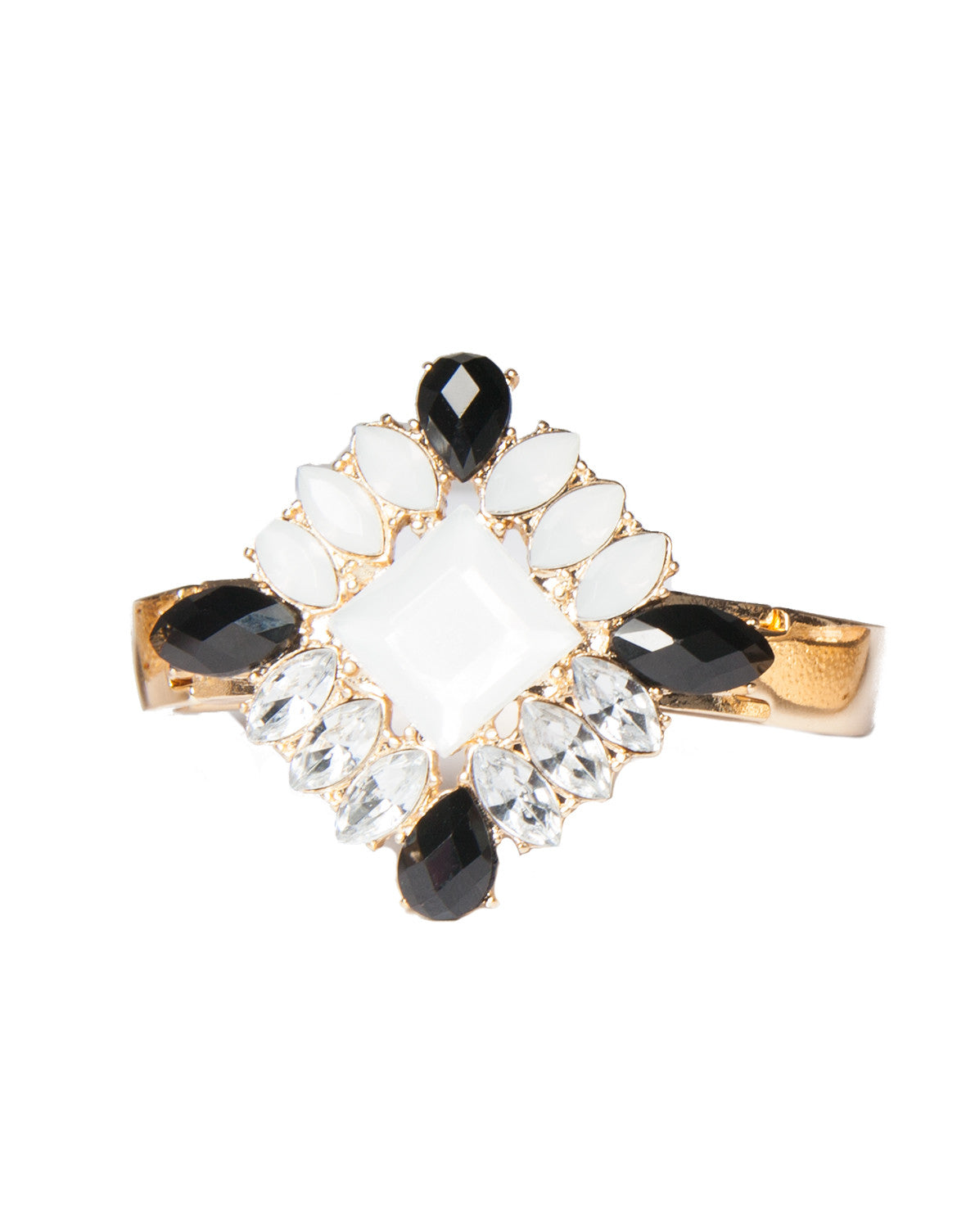 Rhombus Jeweled Bracelet