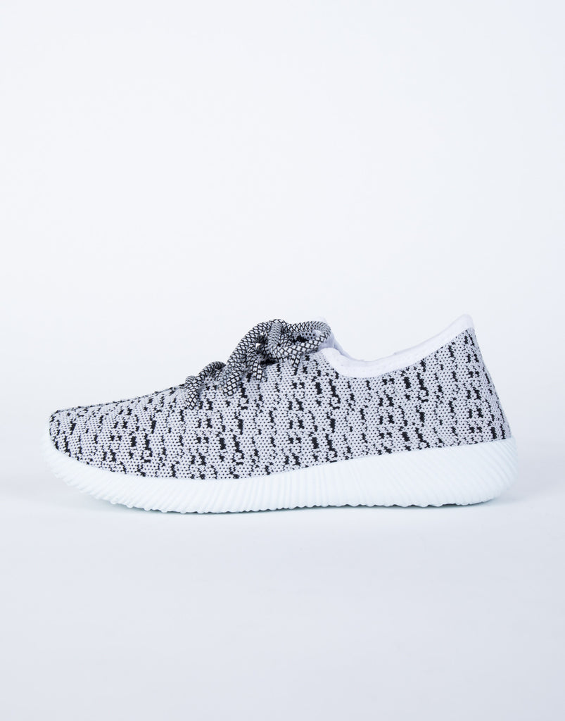 Riley Knit Sneakers