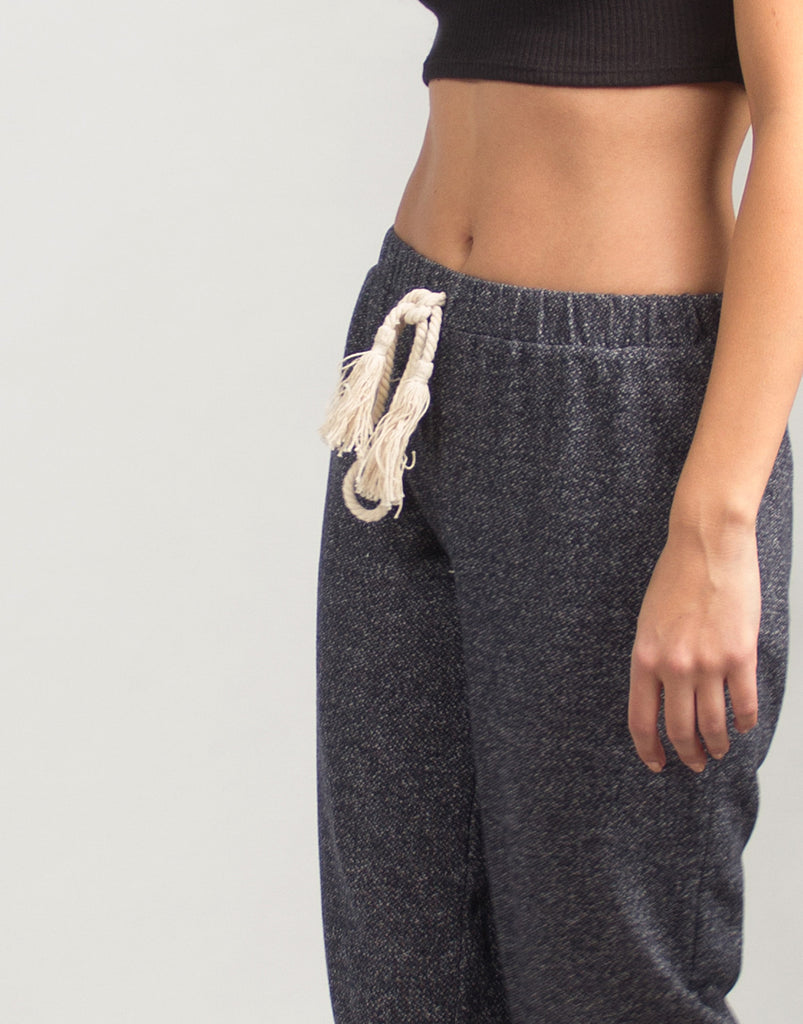 Rope Tie Lounge Pants - 2020AVE