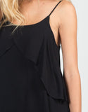 Detail of Ruffled Cami Dress