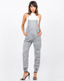 Front View of Sartorial Overalls