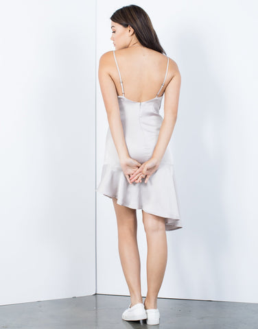 Satin Nights Party Dress - 2020AVE