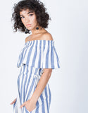 Seaside Striped Dress - 2020AVE