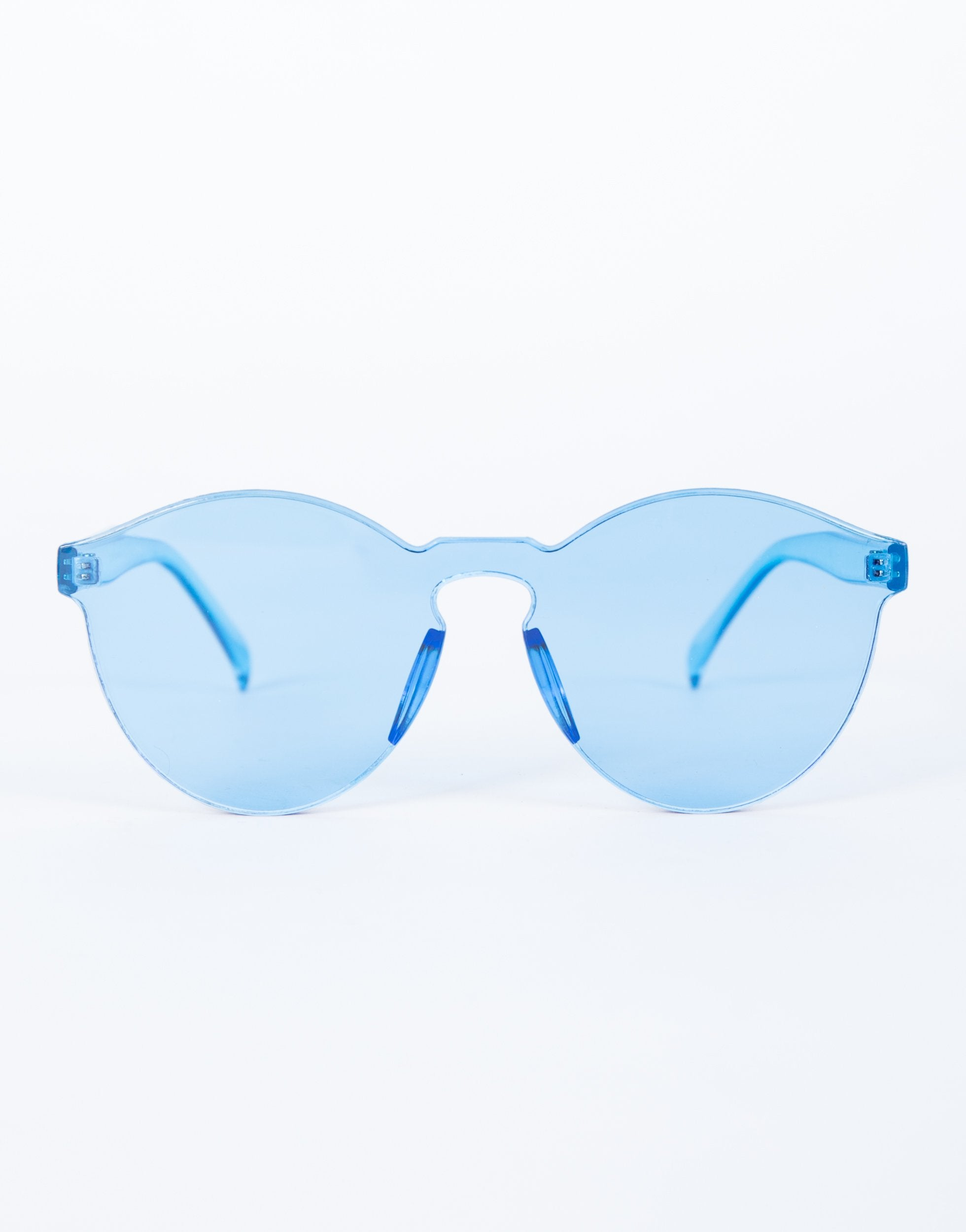 See Through Colored Sunnies - 2020AVE