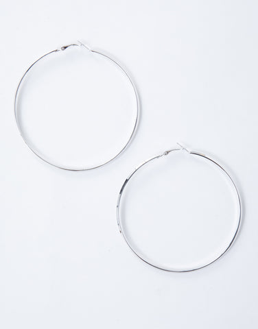 Shannon Hoop Earrings - 2020AVE