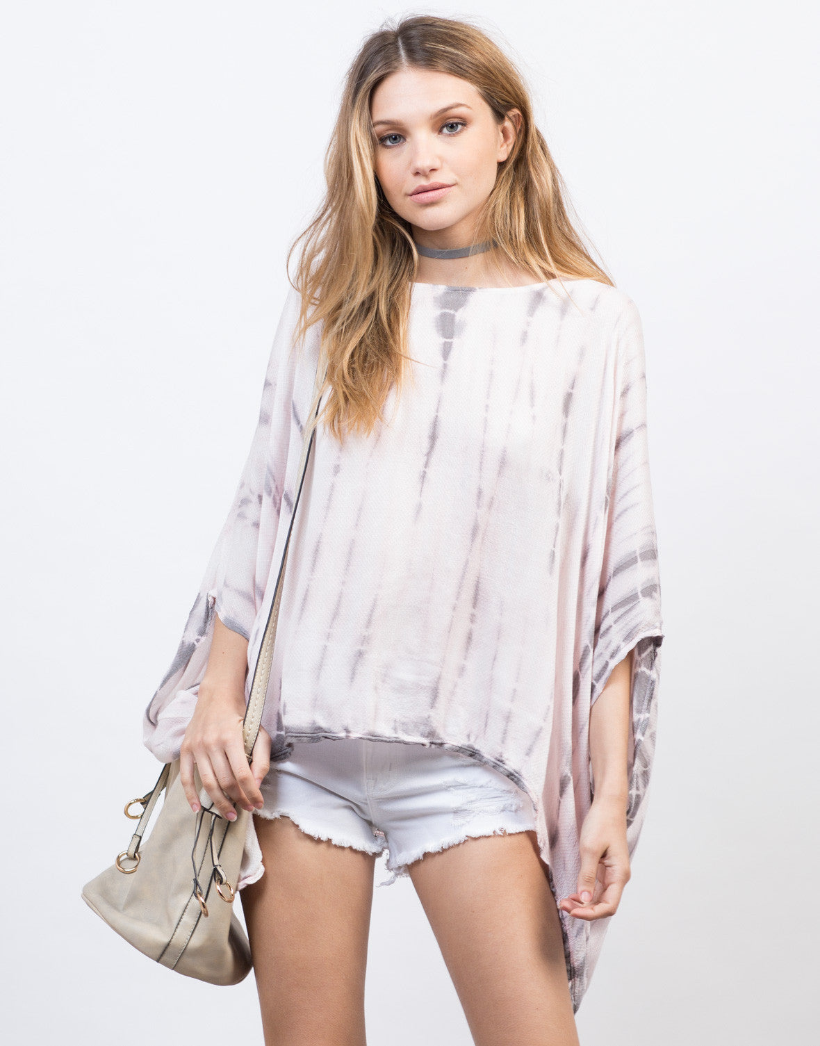 Sharkbite Tie-Dye Top - 2020AVE