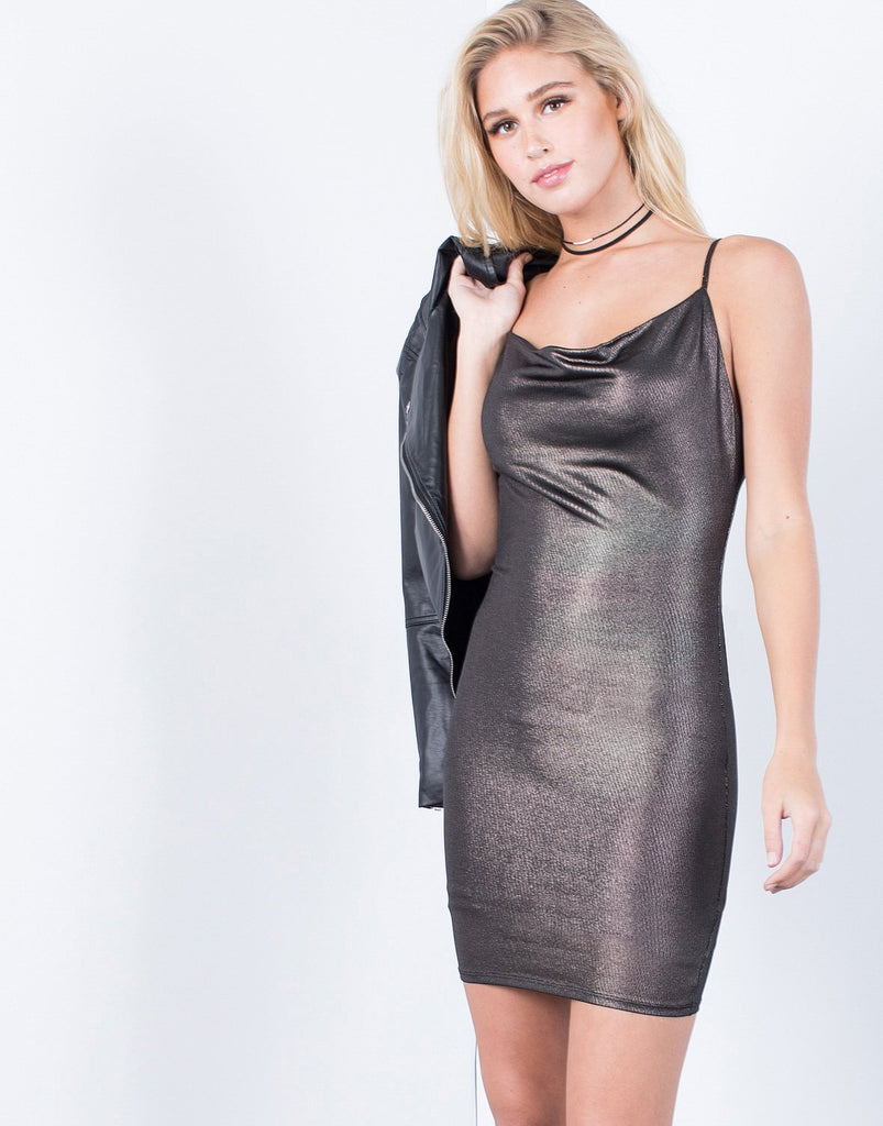Shimmery Nights Party Dress - 2020AVE