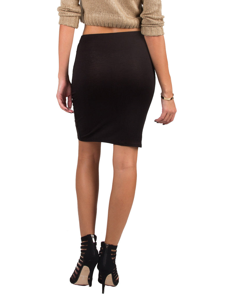 Side Crossover Mini Skirt - Large - 2020AVE