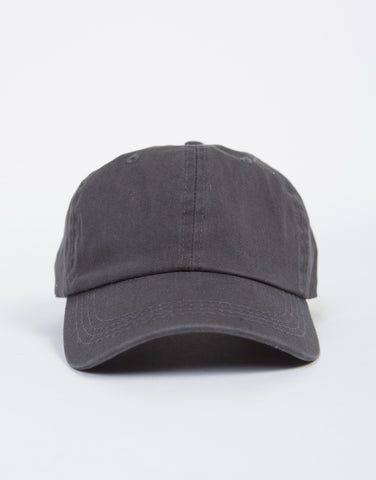Simple Baseball Cap