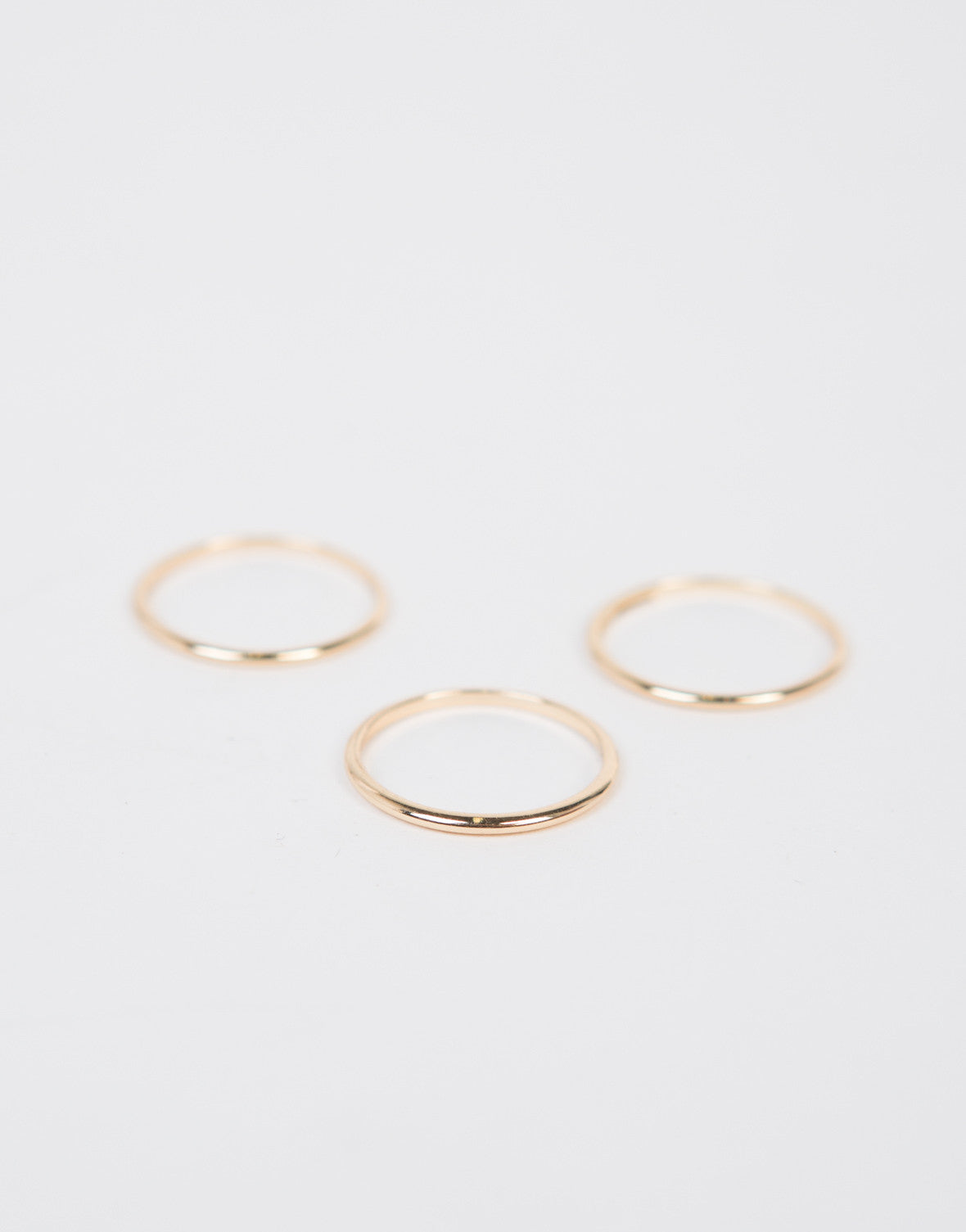Simple Knuckle Rings
