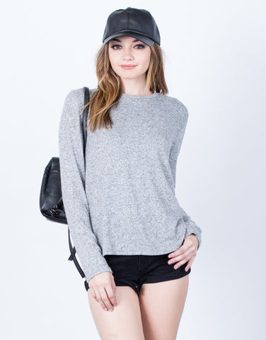 Simple Sweater Top