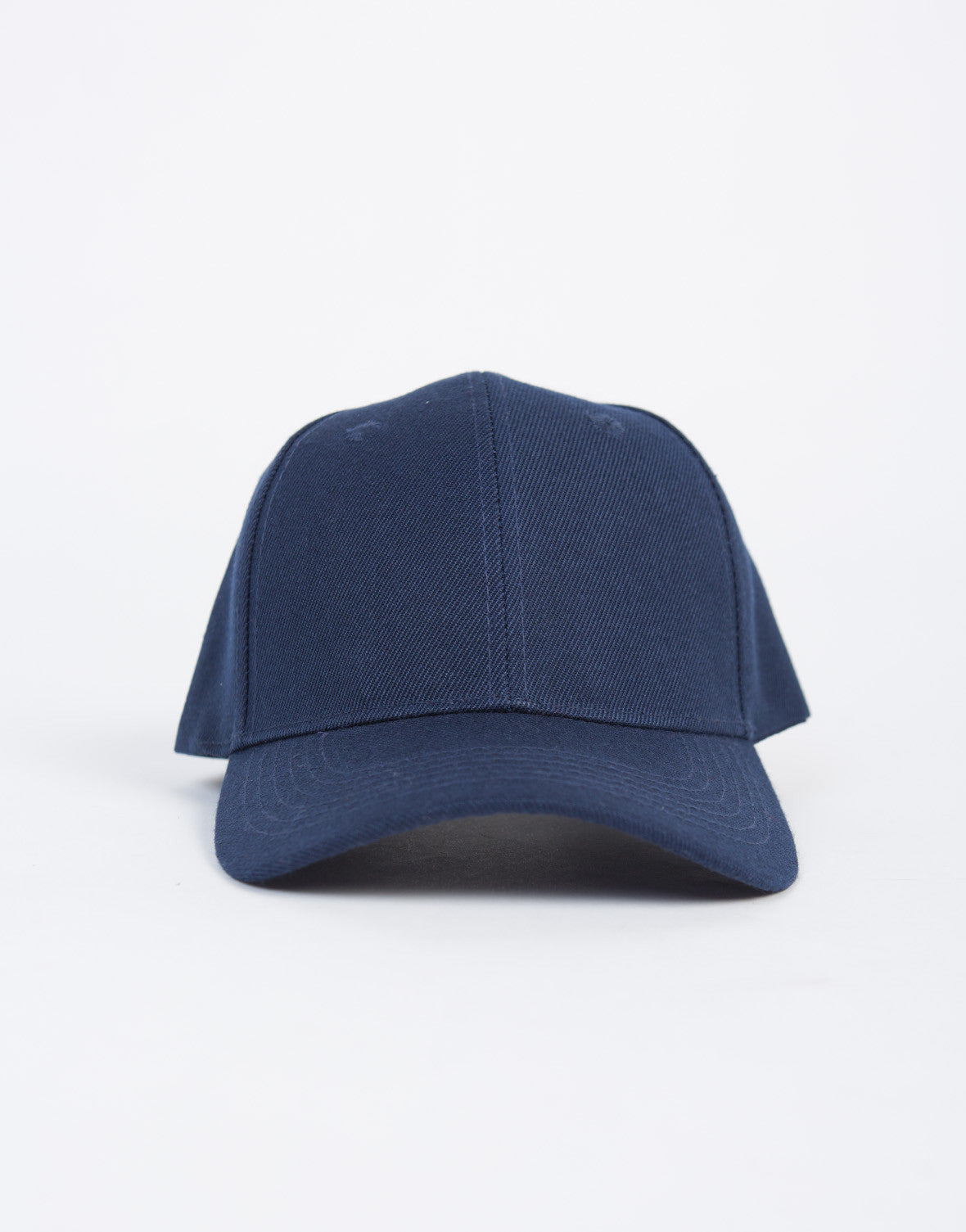 Simple Velcro Baseball Cap