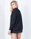 Simply Classic Bomber Jacket - 2020AVE