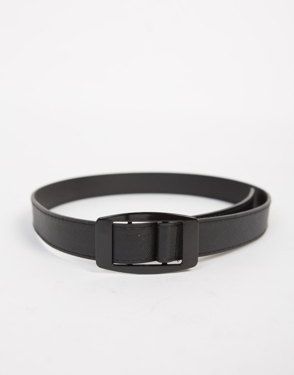 Sleek and Simple Belt