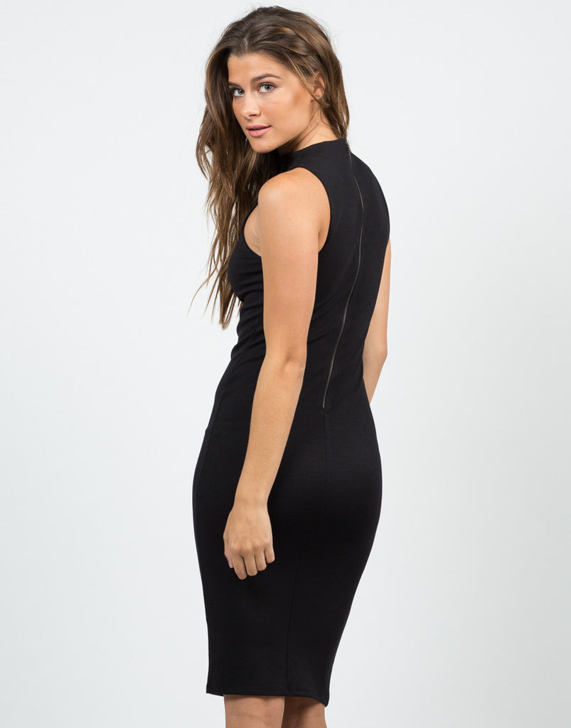Sleeveless Midi Dress - 2020AVE