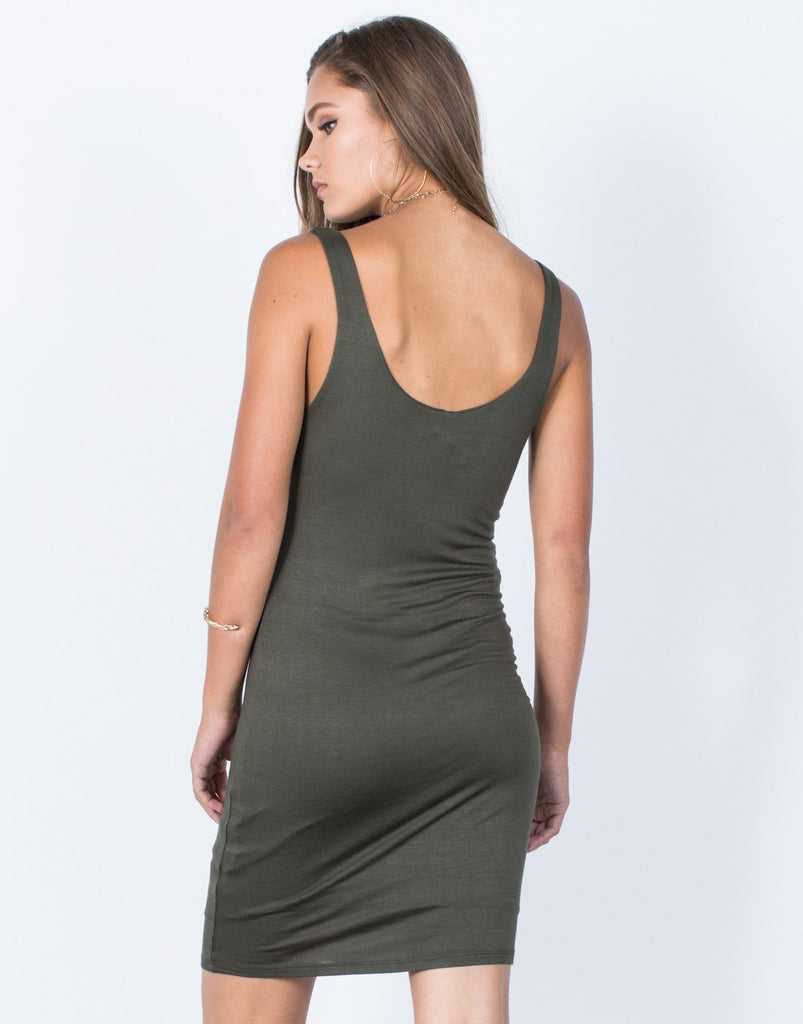 Slip on Casual Dress - 2020AVE