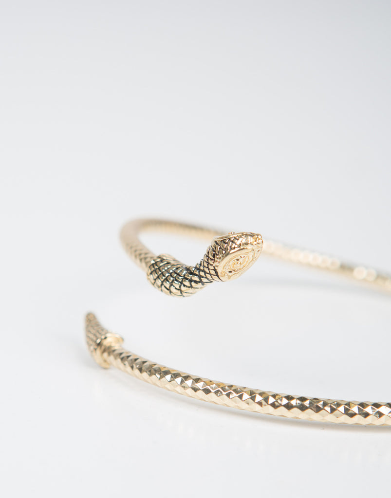Snake Arm Cuff - 2020AVE