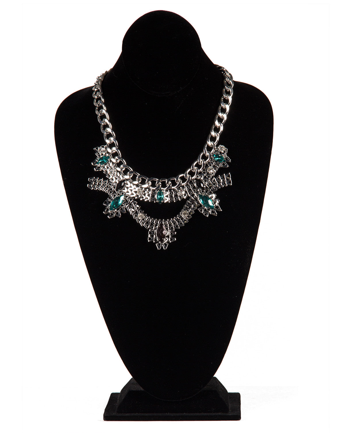 Snowflake Chain Necklace