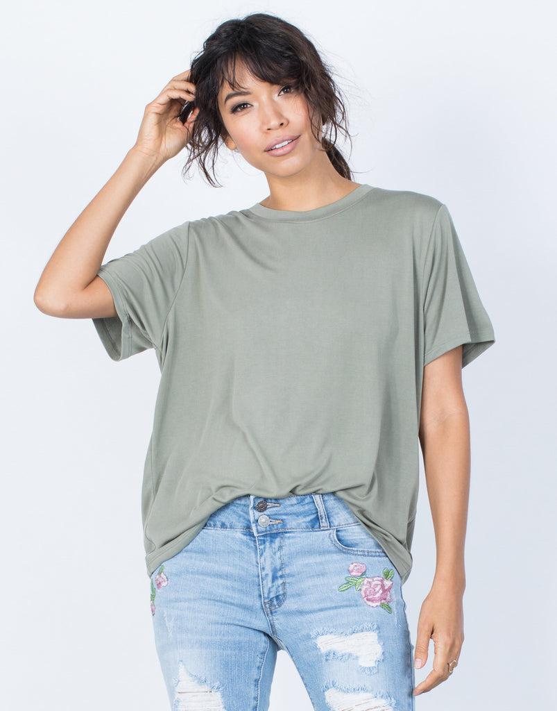 Snuggle Soft Tee - 2020AVE