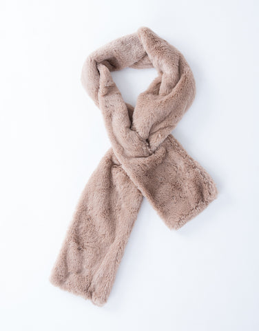 Snuggle Up Fur Scarf