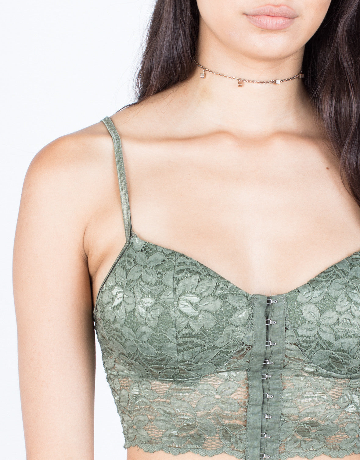 So Lacey Corset Top - 2020AVE