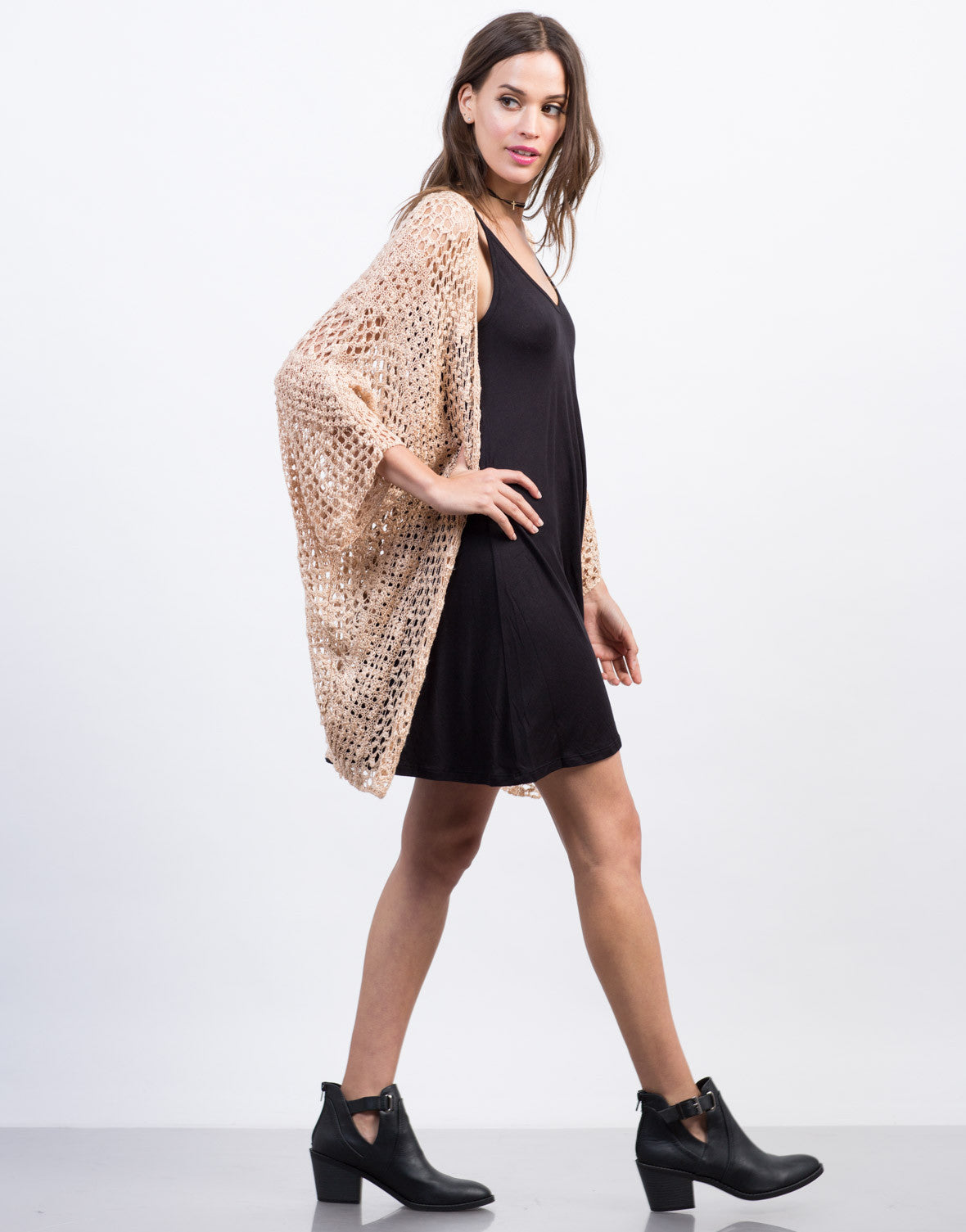 Soft Dolman Knit Cardigan - 2020AVE