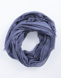 Soft Frayed Scarf
